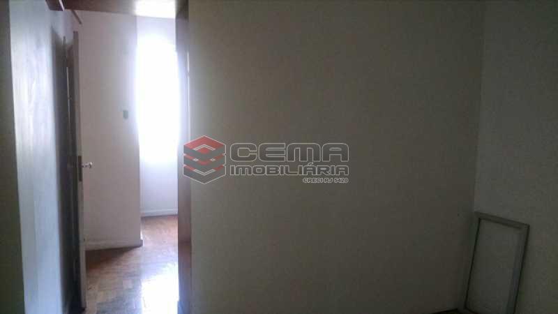 quarto 1 - Apartamento À Venda Rua Sebastião de Lacerda,Laranjeiras, Zona Sul RJ - R$ 600.000 - LAAP10715 - 7