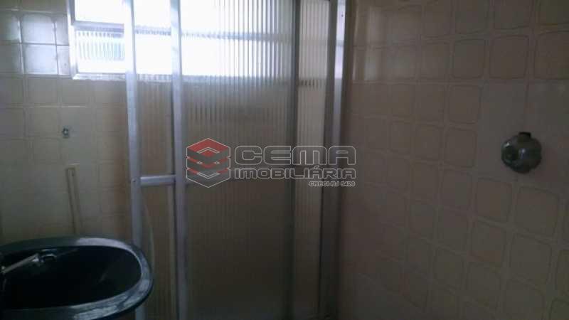 banheiro - Apartamento À Venda Rua Sebastião de Lacerda,Laranjeiras, Zona Sul RJ - R$ 600.000 - LAAP10715 - 9