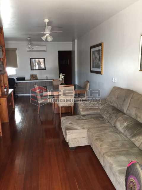 Sala - Apartamento À Venda - Tijuca - Rio de Janeiro - RJ - LAAP30986 - 3