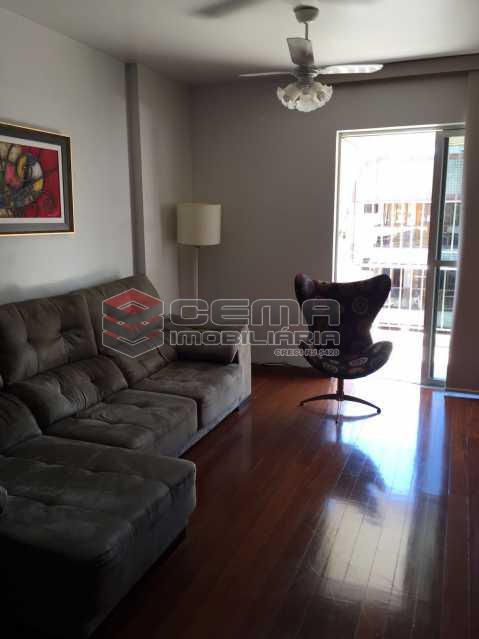Sala - Apartamento À Venda - Tijuca - Rio de Janeiro - RJ - LAAP30986 - 5