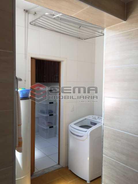 Área de Serviço - Apartamento À Venda - Tijuca - Rio de Janeiro - RJ - LAAP30986 - 28