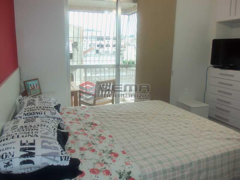 Quarto Suíte - Apartamento À Venda - Tijuca - Rio de Janeiro - RJ - LAAP30986 - 12
