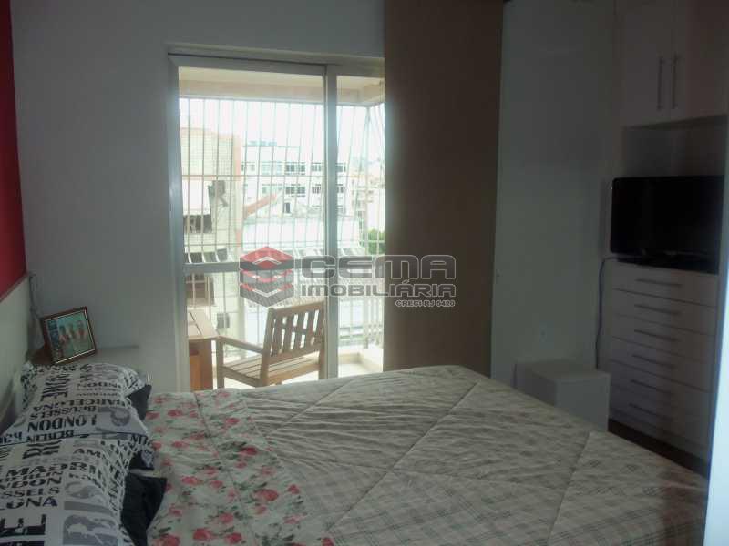 Quarto Suíte - Apartamento À Venda - Tijuca - Rio de Janeiro - RJ - LAAP30986 - 15