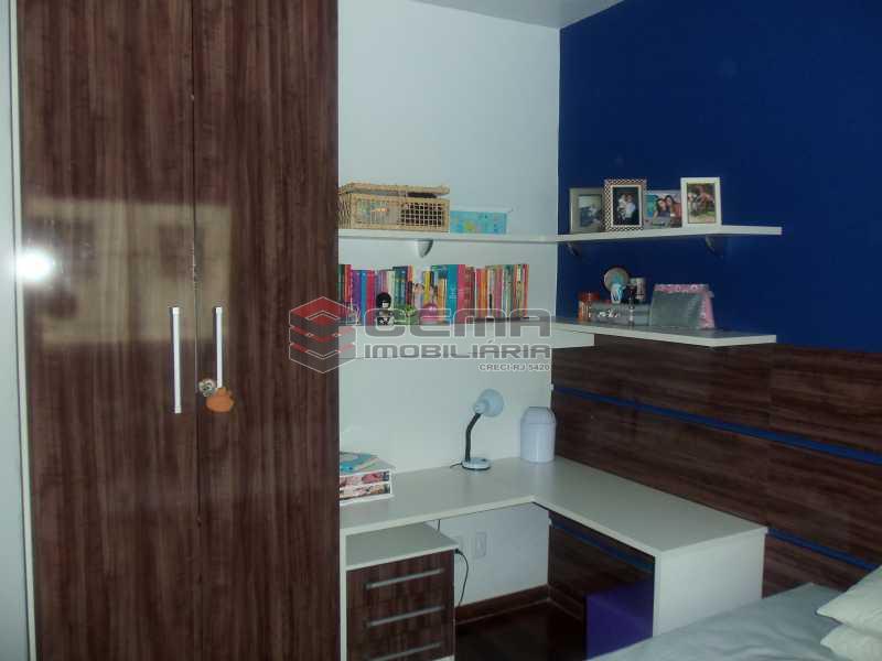 Quarto - Apartamento À Venda - Tijuca - Rio de Janeiro - RJ - LAAP30986 - 10