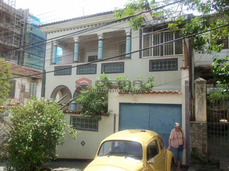 Fachada - Casa 9 quartos à venda Tijuca, Zona Norte RJ - R$ 2.850.000 - LACA90002 - 3