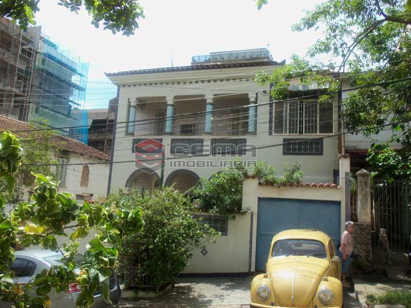 Fachada - Casa 9 quartos à venda Tijuca, Zona Norte RJ - R$ 2.850.000 - LACA90002 - 5