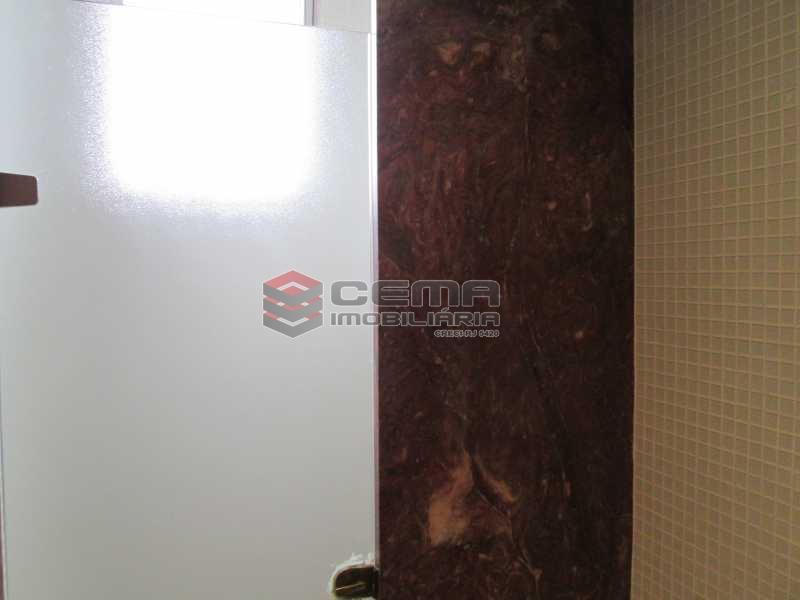 suíte quarto 1 - Apartamento À Venda Rua Paissandu,Flamengo, Zona Sul RJ - R$ 2.500.000 - LAAP40181 - 8
