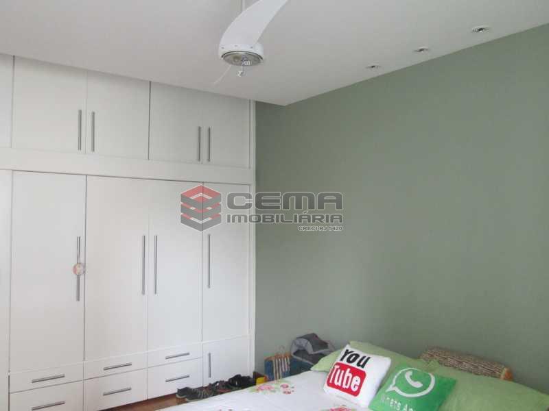 quarto 3 - Apartamento À Venda Rua Paissandu,Flamengo, Zona Sul RJ - R$ 2.500.000 - LAAP40181 - 12