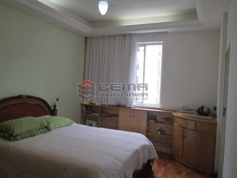 quarto 4 - Apartamento À Venda Rua Paissandu,Flamengo, Zona Sul RJ - R$ 2.500.000 - LAAP40181 - 17