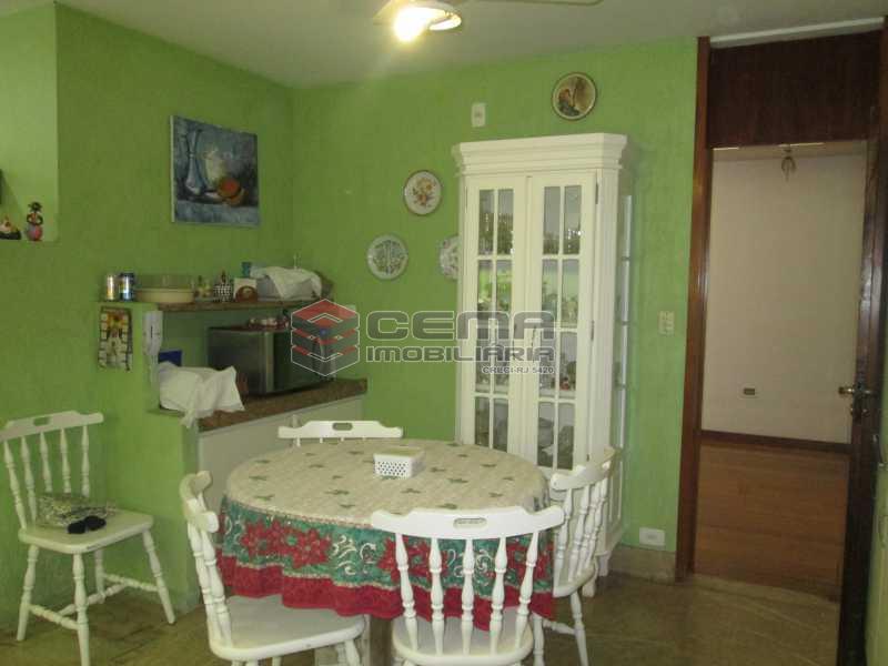 cozinha - Apartamento À Venda Rua Paissandu,Flamengo, Zona Sul RJ - R$ 2.500.000 - LAAP40181 - 24