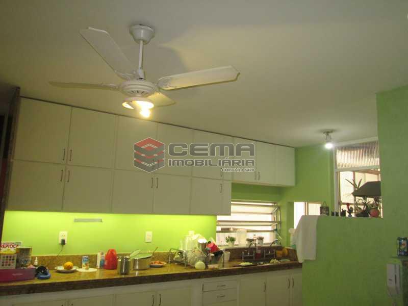 cozinha - Apartamento À Venda Rua Paissandu,Flamengo, Zona Sul RJ - R$ 2.500.000 - LAAP40181 - 25