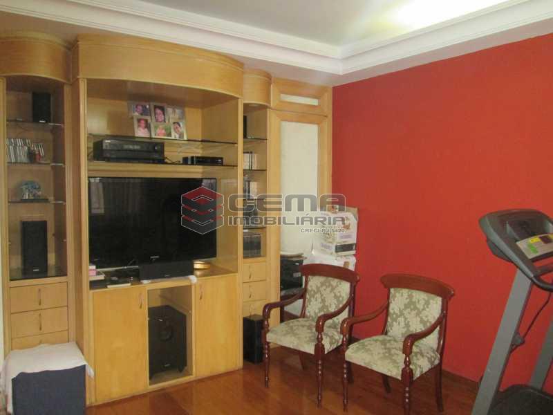 sala tv - Apartamento À Venda Rua Paissandu,Flamengo, Zona Sul RJ - R$ 2.500.000 - LAAP40181 - 27