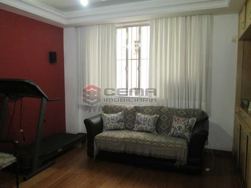 sala tv - Apartamento À Venda Rua Paissandu,Flamengo, Zona Sul RJ - R$ 2.500.000 - LAAP40181 - 28