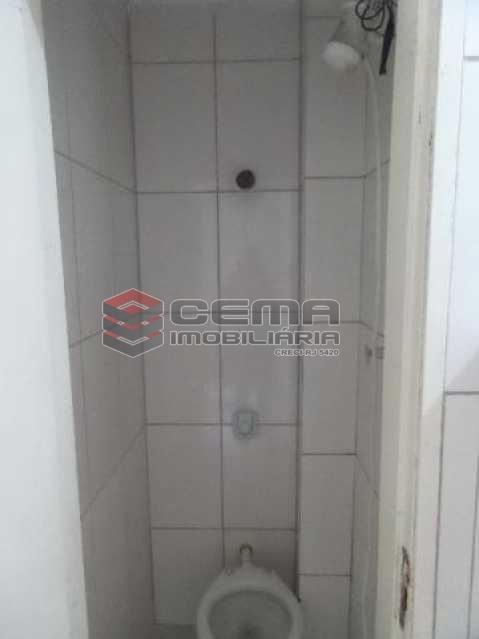 Banheiro de Serviço - Apartamento à venda Rua São Francisco Xavier,São Francisco Xavier, Rio de Janeiro - R$ 270.000 - LAAP31027 - 15