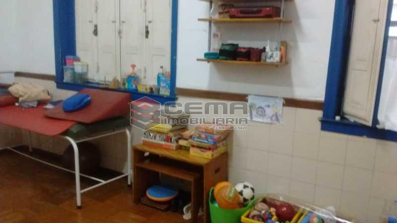 1 quarto - Casa 7 quartos à venda Flamengo, Zona Sul RJ - R$ 2.550.000 - LACA70008 - 4