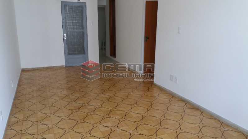 Sala - Alugo apartamento 3 quartos na Tijuca - LAAP31052 - 5