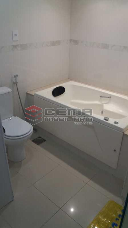 Banheiro Social - Alugo apartamento 3 quartos na Tijuca - LAAP31052 - 14