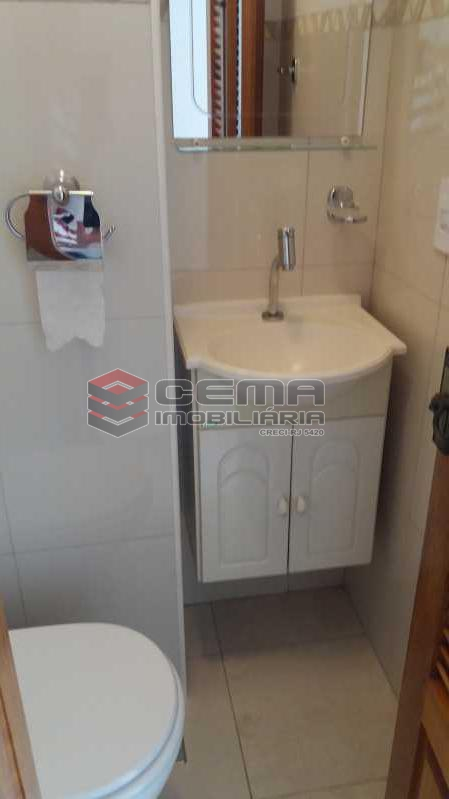 Lavabo - Alugo apartamento 3 quartos na Tijuca - LAAP31052 - 15