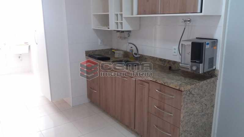 Cozinha - Alugo apartamento 3 quartos na Tijuca - LAAP31052 - 12