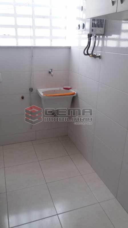 Área de Serviço - Alugo apartamento 3 quartos na Tijuca - LAAP31052 - 16