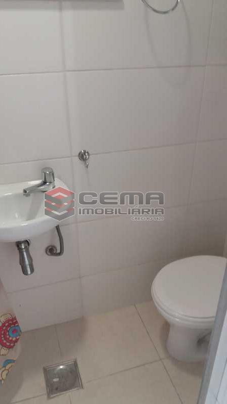 Banheiro de Serviço - Alugo apartamento 3 quartos na Tijuca - LAAP31052 - 18
