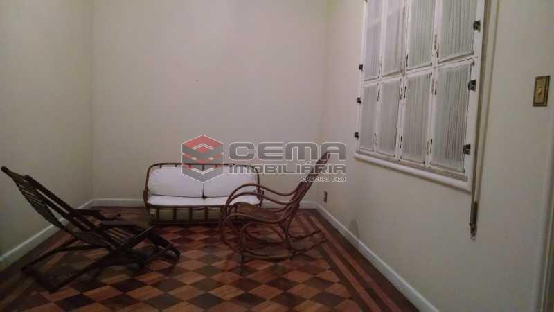 sala - Apartamento 1 quarto à venda Flamengo, Zona Sul RJ - R$ 570.000 - LAAP10762 - 3