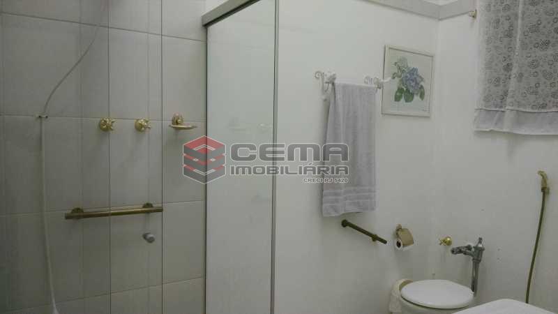 banheiro - Apartamento 1 quarto à venda Flamengo, Zona Sul RJ - R$ 570.000 - LAAP10762 - 13