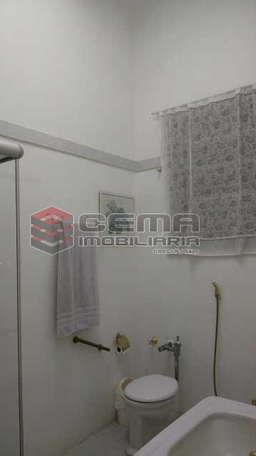 banheiro - Apartamento 1 quarto à venda Flamengo, Zona Sul RJ - R$ 570.000 - LAAP10762 - 17