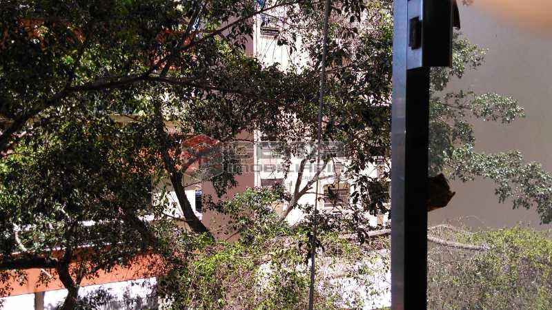 1.vista - Apartamento à venda Rua das Laranjeiras,Laranjeiras, Zona Sul RJ - R$ 690.000 - LAAP21285 - 8