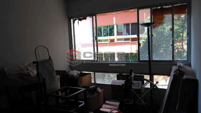2.sala - Apartamento à venda Rua das Laranjeiras,Laranjeiras, Zona Sul RJ - R$ 690.000 - LAAP21285 - 1