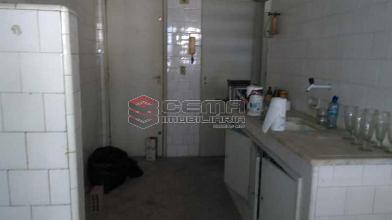 6.2.cozinha - Apartamento à venda Rua das Laranjeiras,Laranjeiras, Zona Sul RJ - R$ 690.000 - LAAP21285 - 11