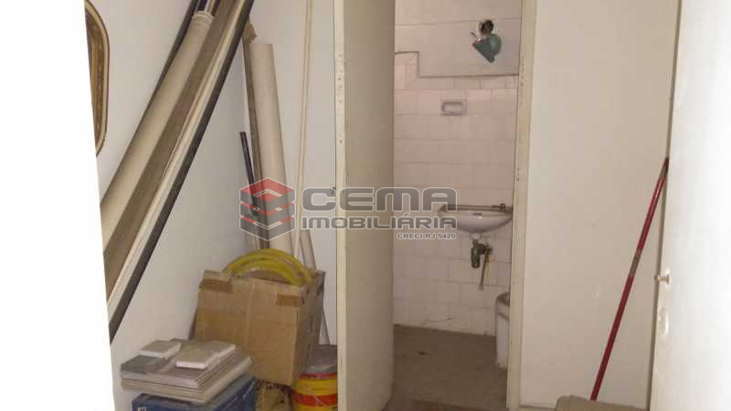 8.dep.serviço - Apartamento à venda Rua das Laranjeiras,Laranjeiras, Zona Sul RJ - R$ 690.000 - LAAP21285 - 14