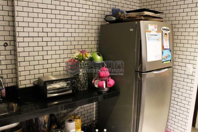 COZINHA - Apartamento à venda Rua Marechal Cantuária,Urca, Zona Sul RJ - R$ 1.739.000 - LAAP31111 - 6