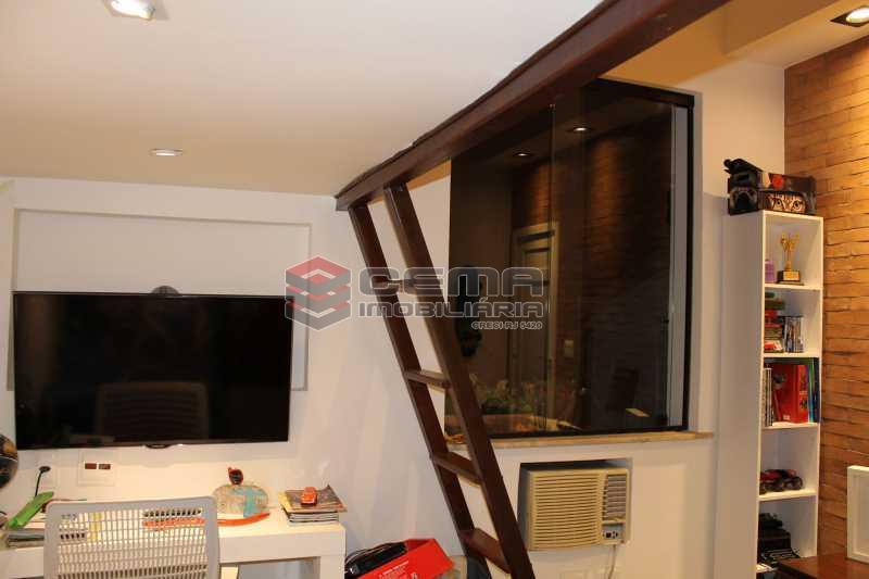 QUARTO 3 - Apartamento à venda Rua Marechal Cantuária,Urca, Zona Sul RJ - R$ 1.739.000 - LAAP31111 - 11