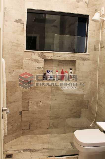 BANHEIRO 2 ANG 2 - Apartamento à venda Rua Marechal Cantuária,Urca, Zona Sul RJ - R$ 1.739.000 - LAAP31111 - 12