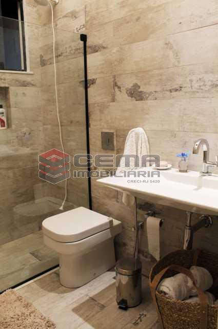 BANHEIRO 2 - Apartamento à venda Rua Marechal Cantuária,Urca, Zona Sul RJ - R$ 1.739.000 - LAAP31111 - 13