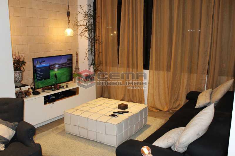 SALA - Apartamento à venda Rua Marechal Cantuária,Urca, Zona Sul RJ - R$ 1.739.000 - LAAP31111 - 14