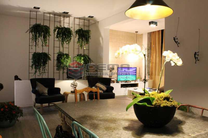 QUARTO2  - Apartamento à venda Rua Marechal Cantuária,Urca, Zona Sul RJ - R$ 1.739.000 - LAAP31111 - 4
