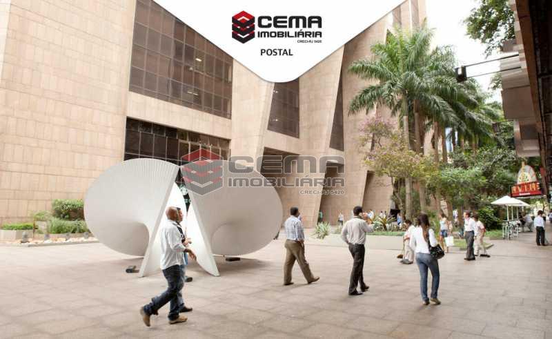 02 - Apartamento à venda Rua Marechal Cantuária,Urca, Zona Sul RJ - R$ 1.739.000 - LAAP31111 - 21