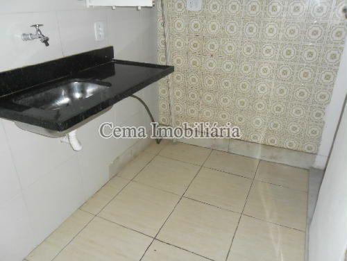 COZINHA - Apartamento À Venda - Copacabana - Rio de Janeiro - RJ - LA33525 - 6
