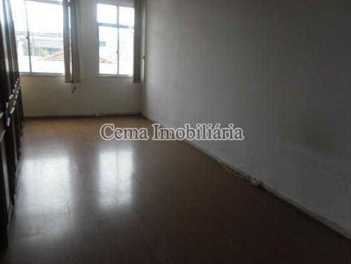 QUARTO 1 - Apartamento À Venda - Copacabana - Rio de Janeiro - RJ - LA33525 - 10