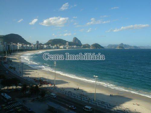 POSTAL - Apartamento À Venda - Copacabana - Rio de Janeiro - RJ - LA33525 - 18