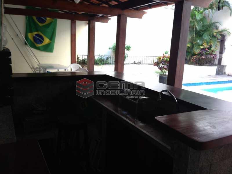 Bar - Casa Para Alugar - Grajaú - Rio de Janeiro - RJ - LACA50012 - 16
