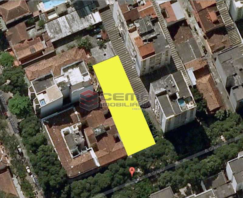 Terreno - Casa Para Alugar - Grajaú - Rio de Janeiro - RJ - LACA50012 - 19