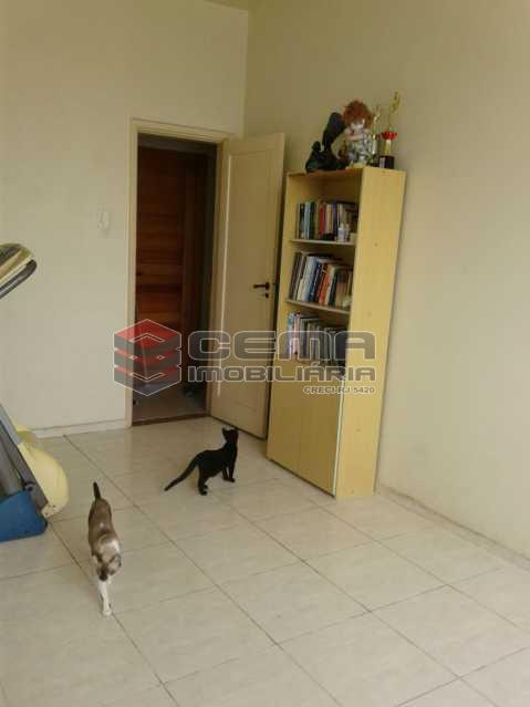 Quarto 6. - Apartamento 4 Quartos À Venda Rio Comprido, Rio de Janeiro - R$ 550.000 - LAAP40219 - 12