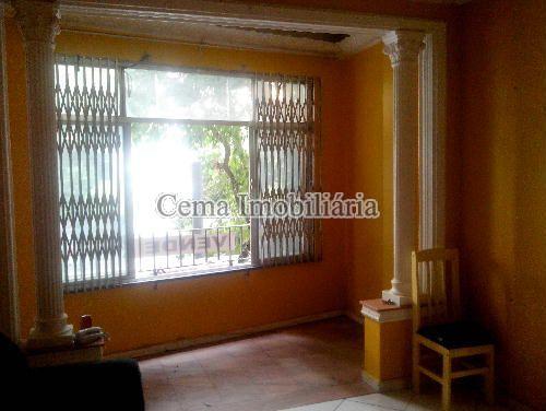 APARTAMENTO - Apartamento À Venda - Tijuca - Rio de Janeiro - RJ - LA33562 - 1