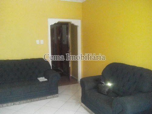 SALA - Apartamento À Venda - Tijuca - Rio de Janeiro - RJ - LA33562 - 3