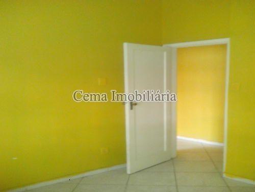 QUARTO2ANG2 - Apartamento À Venda - Tijuca - Rio de Janeiro - RJ - LA33562 - 6