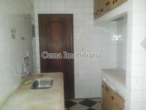 COZINHA - Apartamento À Venda - Tijuca - Rio de Janeiro - RJ - LA33562 - 8