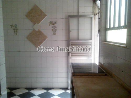 COZINHA2 - Apartamento À Venda - Tijuca - Rio de Janeiro - RJ - LA33562 - 9